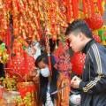 Tin tức - Thị trường Tết: Tràn lan pháo điện Trung Quốc