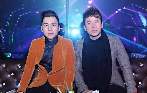 the men gay ''nao loan'' san khau thu do - 2
