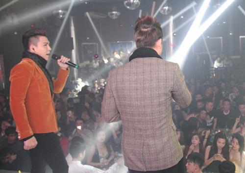 the men gay ''nao loan'' san khau thu do - 3