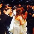 Làng sao - 33 cặp đôi đồng tính cưới trên sâu khấu Grammy