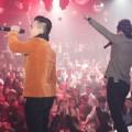 Làng sao - The Men gây ''náo loạn'' sân khấu thủ đô