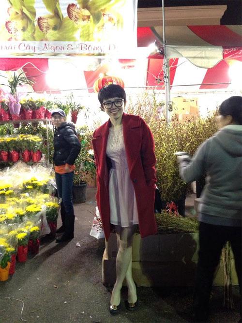 hong nhung cung cat tuong goi banh chung - 10