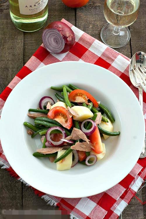 salad ca ngu tuoi ngon chong ngan - 5