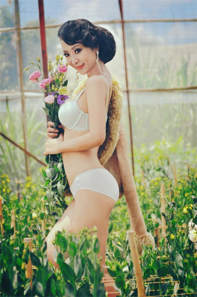angela phuong trinh khoe anh tet nam 1999 - 6