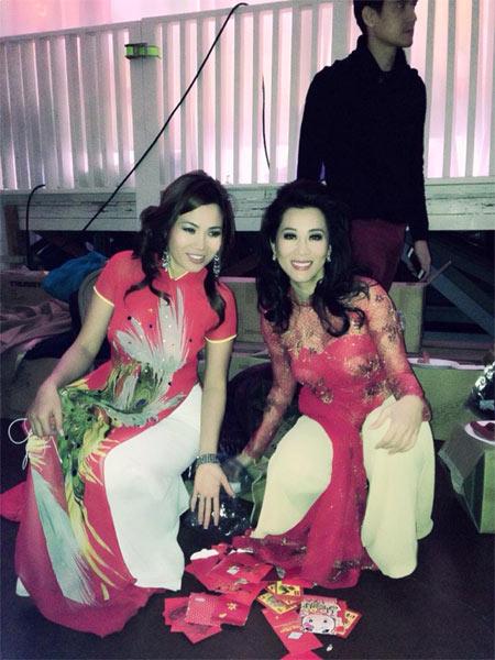 angela phuong trinh khoe anh tet nam 1999 - 8