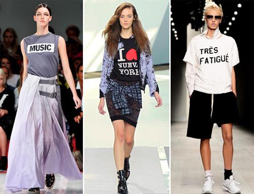 Con sốt thời trang khẩu hiệu mùa Xuân/Hè 2014 - 4