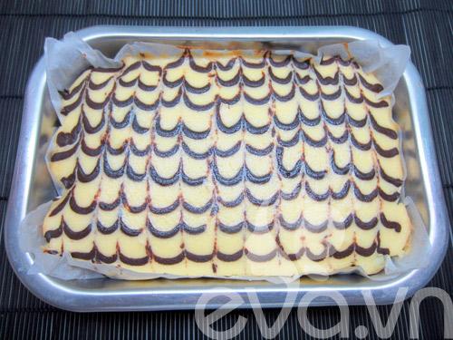 banh creamcheese brownies: vung cung lam duoc! - 14