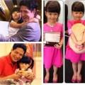 Làm mẹ - Ngắm con gái 5 tuổi đáng yêu của Bình Minh