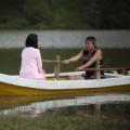 Thái Hòa mặc mát mẻ trong phim 'Quả tim máu'