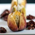 Bếp Eva - Sung nhồi phô mai mật ong ngon lạ