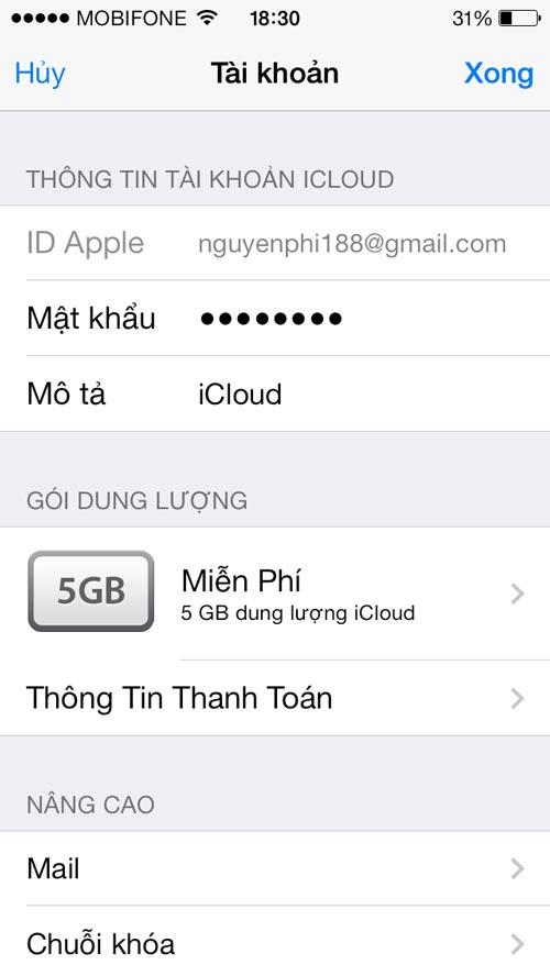 loi tren ios cho phep vo hieu hoa find my iphone khong can mat khau - 2