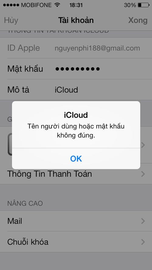 loi tren ios cho phep vo hieu hoa find my iphone khong can mat khau - 3