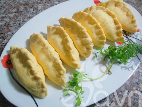 Bánh bao nhân nấm ngon cho bữa sáng-9