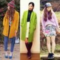 """Thời trang - Học tín đồ Nhật """"làm mới"""" quần áo cũ"""