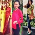 Thời trang - Toàn cảnh thời trang Tết của Tăng Thanh Hà