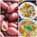 Bếp Eva - Thực đơn: Mực xào dưa, canh nấm nóng hổi