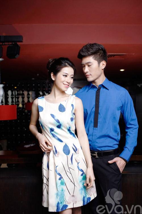 valentine: ngot ngao dien do doi cung chang - 1