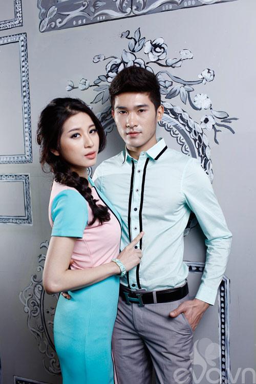 valentine: ngot ngao dien do doi cung chang - 5