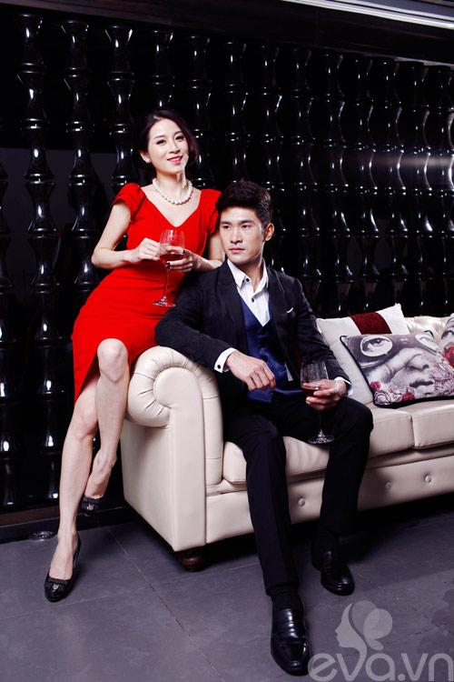 valentine: ngot ngao dien do doi cung chang - 7