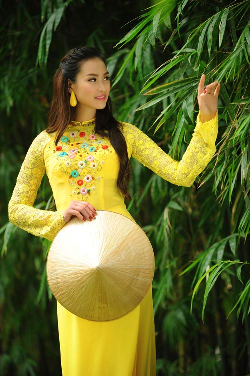 vuong thu phuong diu dang sac hoa mai - 6