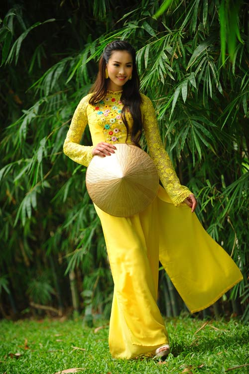 vuong thu phuong diu dang sac hoa mai - 1