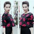 Làng sao - Hà Hồ xinh đẹp ngày đầu làm giám khảo X-Factor