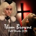 Thom Browne tôn thờ cách ăn mặc nữ tu