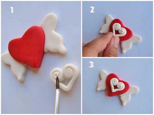 trang tri cupcake tinh tu cho valentine - 9