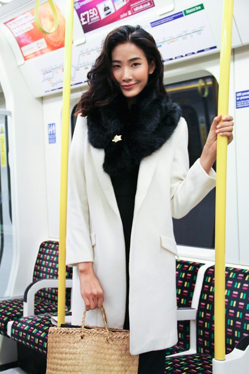 """hoang thuy dien cuc """"chat"""" casting tai london - 3"""