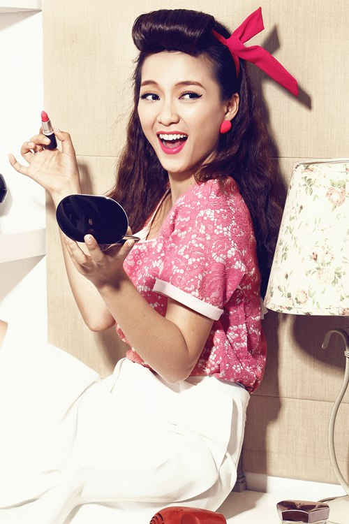 dinh huong hoa co nang co dien don valentine - 10