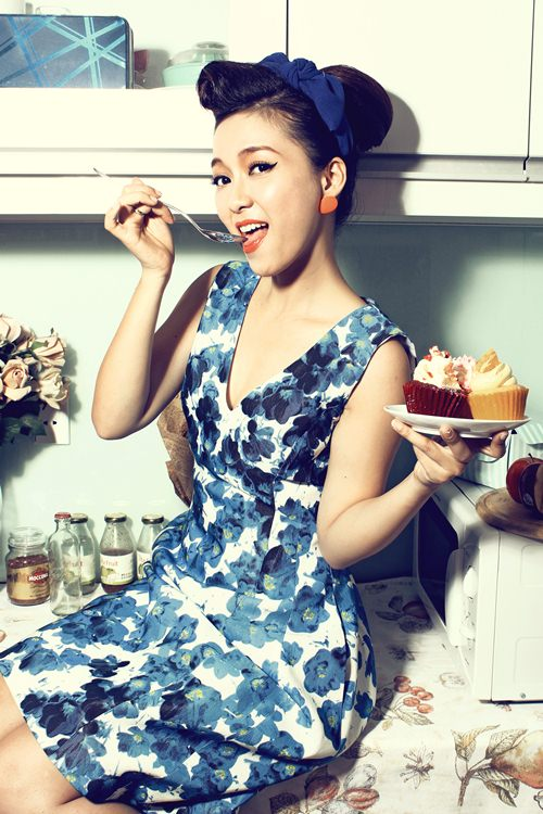 dinh huong hoa co nang co dien don valentine - 7