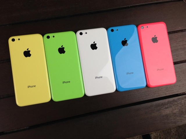iphone 5c co the bi khai tu khi iphone 6 ra mat - 1