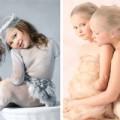 Làm mẹ - Bé không tay chân đẹp hơn thiên thần