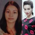 Làng sao - Lộ ảnh Hồ Ngọc Hà thời đăng ký thi người mẫu