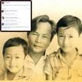 Sao Việt chia buồn với ĐD Nguyễn Quang Dũng
