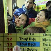 Chùm ảnh: Người Hà Nội sợ sao Thái Bạch