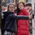 Làng sao - Bà bầu Dương Mịch nổi giận với paparazzi