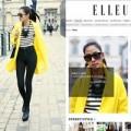 """Thời trang - Hoàng Thùy được Elle UK chú ý nhờ street style cực """"chất"""""""