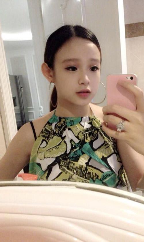 hot girl huyen baby: khac la sau lay chong - 12