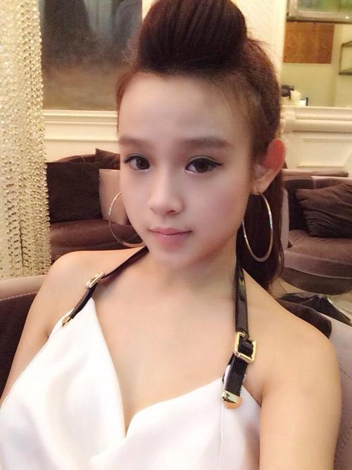 hot girl huyen baby: khac la sau lay chong - 18