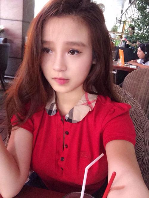 hot girl huyen baby: khac la sau lay chong - 13