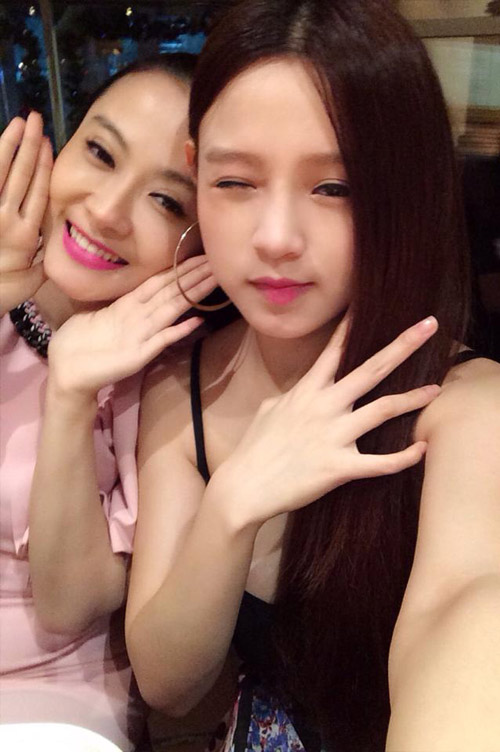 hot girl huyen baby: khac la sau lay chong - 11