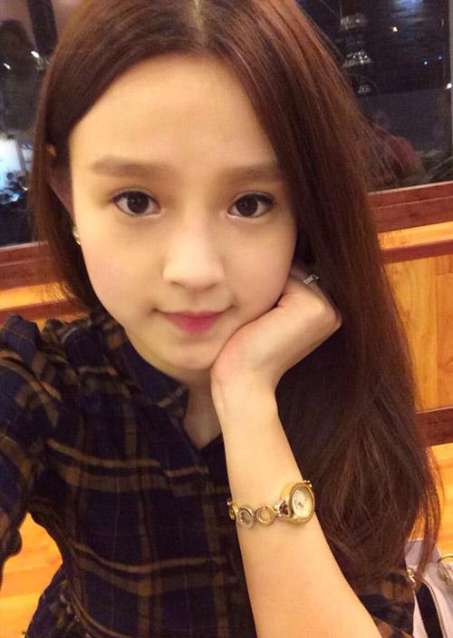 hot girl huyen baby: khac la sau lay chong - 9