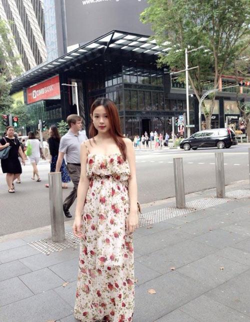 hot girl huyen baby: khac la sau lay chong - 20
