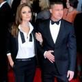 Thời trang - Angelina Jolie mặc đồ nam vẫn thừa gợi cảm