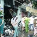 Tin tức - Nam công nhân chết trong đám cháy