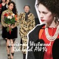 Phong cách Anh của Vivienne Westwood Red Label