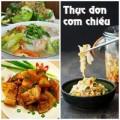 Bếp Eva - Thực đơn: Thịt kho khoai, canh chua cá