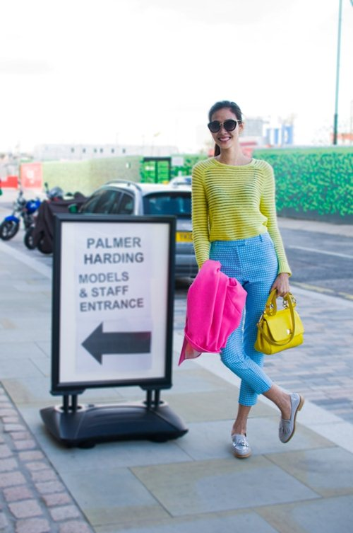 hoang thuy dien colorblock dao choi london - 10