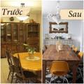 Nhà đẹp - F5 phòng ăn cũ kỹ đẹp 'miễn chê'